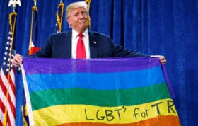 The Election of Trump—What It Means For LGBTQ Individuals and Families, and How to Protect Yourselves