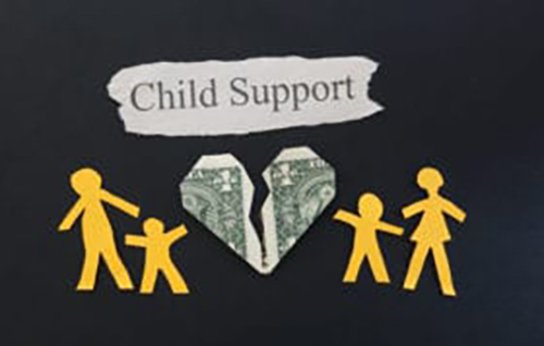 Can I Pay Less Child Support When My Ex-Spouse Now Earns More Income?