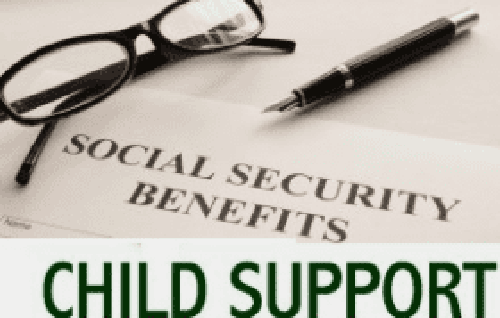 Social Security Disability Insurance and Child Support