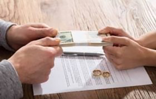 Monetary Gifts and Loans During Divorce