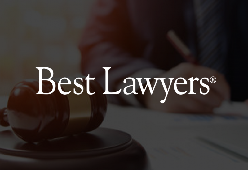 2020 Best Lawyers in America