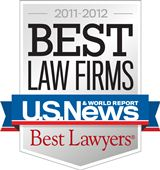 Beermann Pritikin Mirabelli Swerdlove listed as Tier 1 Law Firm in Family Law for Chicago Metro Region for 2012