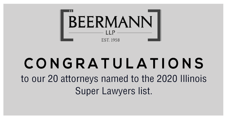 Twenty Beermann Attorneys Named to 2020 Super Lawyers List