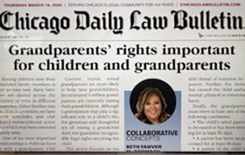 Divorce and Family Law Partner Beth F. McCormack Featured in the Chicago Daily Law Bulletin