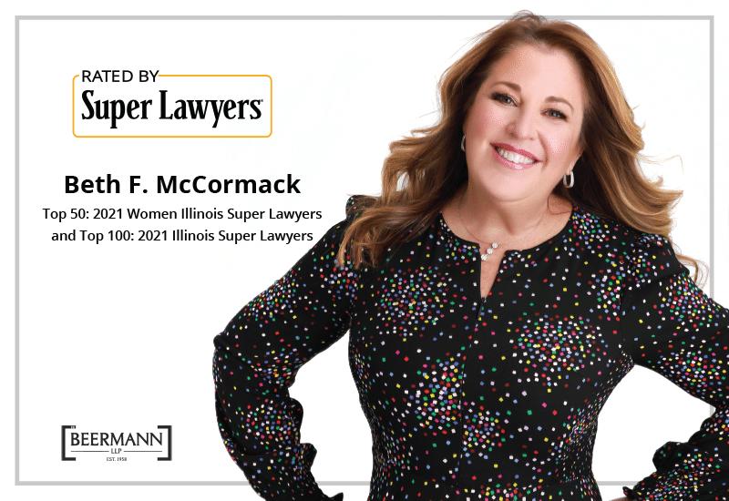 Congratulations to Beth F. McCormack