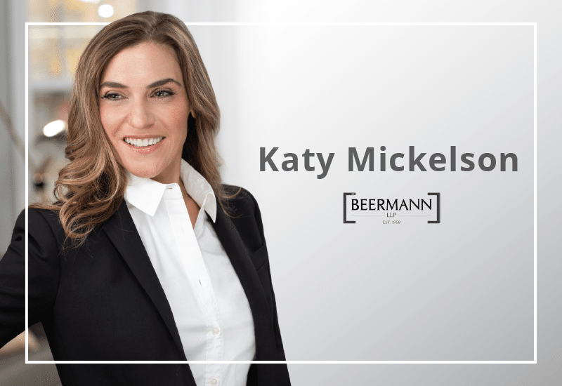 Katy Mickelson Speaks on Taking Care of Relationships and Reputation