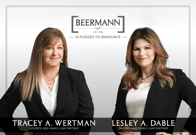 We Are Pleased To Announce Our New Divorce & Family Law Partners