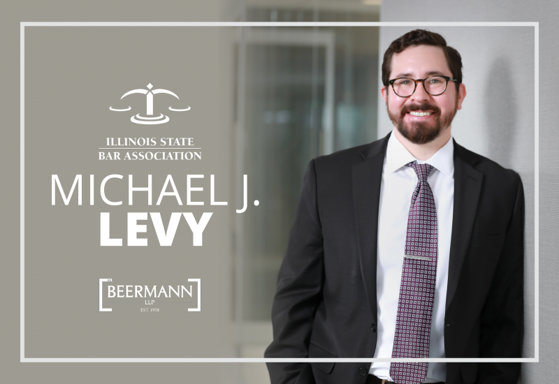 """Attorney Michael J. Levy writes the article """"When Wanting Out Can Be Held Against You: In re the Marriage of Prill and the Unconscionability of Postnuptial Agreements,"""" for the ISBA Family Law Section Newsletter"""